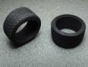 Zadní gumové pneu se vzorkem (tvrdost 8SH)