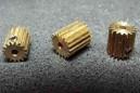 Pastorek 15T/2  (64DP - modul 0,4mm) osa 2H7
