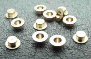 Pouzdro HO 2,5x1,7 (průměr osazení 4mm, délka 1,7mm)