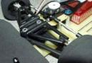 Táhla řízení formule 3Racing (dural - M3x45mm - balení 2ks)