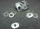Podložky pod vodítko set tl. 0,1/0,2/0,3/0,5mm (po 5-ti kusech)