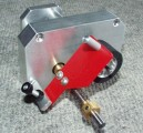 Bruska na kola pro modely dráhové a RC modely