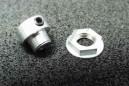 """Náboj universální 5/2,38 pro kola s otvorem 5mm, na osu 2,38 (imbus M2,5 - klíč 0,050"""")"""