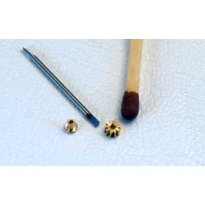 HSS mikronavrtávák 118° průměr 0,95mm