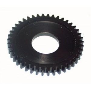 Převodové kolo (modul 0,5)  43T Delrin