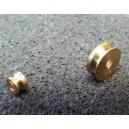 Řemenice malá  3mm/1,45   (průměr řemenice/průměr vrtání)