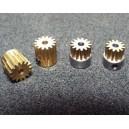 Pastorek 16T/2,3mm