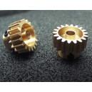 Pastorek 18T/3,17   modul 0,6 mm