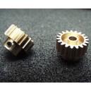 Pastorek 19T/3,17   modul 0,6 mm