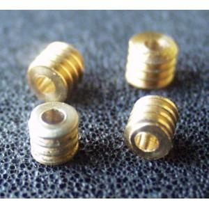 Šnek průměr 4mm (délka 4mm) pro osu 1,5mm M03